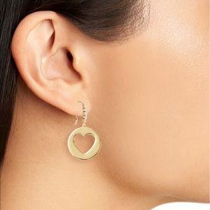 heart ❤️ drop earrings KATE SPADE ♠️